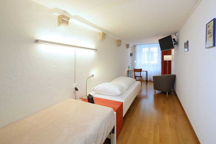 Chambre individuelle 22